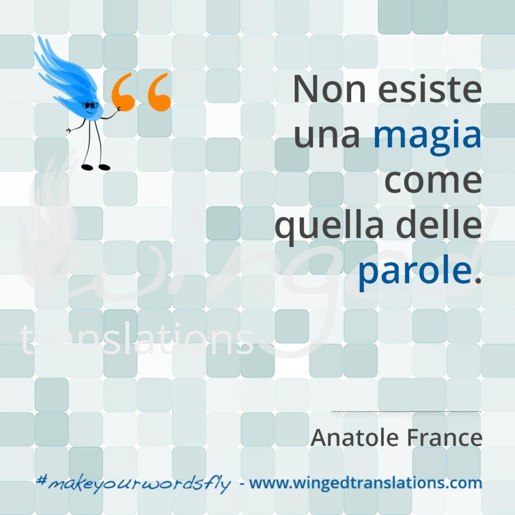 Anatole France